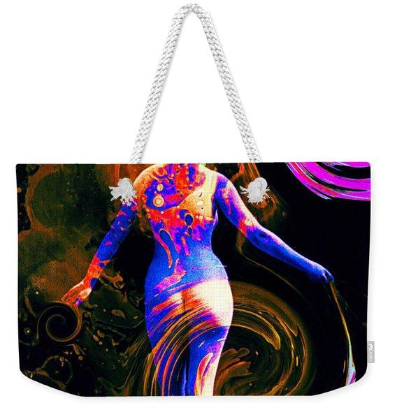 Kaleidoscope Eyes... Weekender Tote Bag