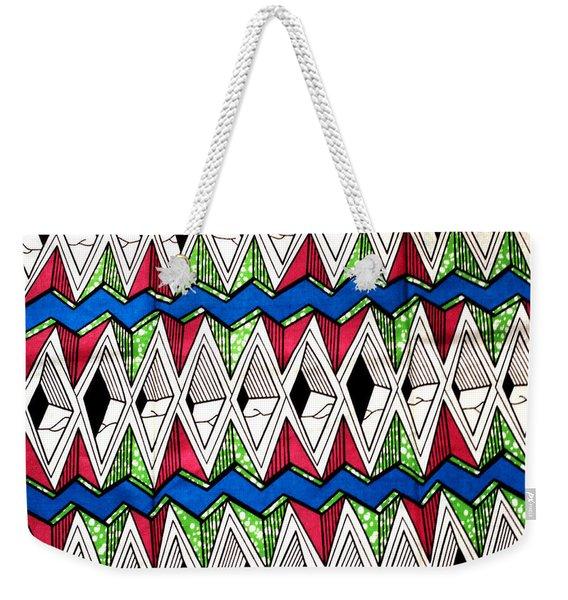 Kamani Weekender Tote Bag