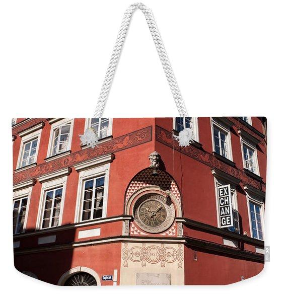 Kamienica Simonettich Building Weekender Tote Bag