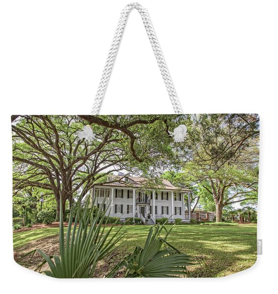 Kaminski House Museum Weekender Tote Bag