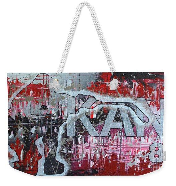 Kaner 88 Weekender Tote Bag