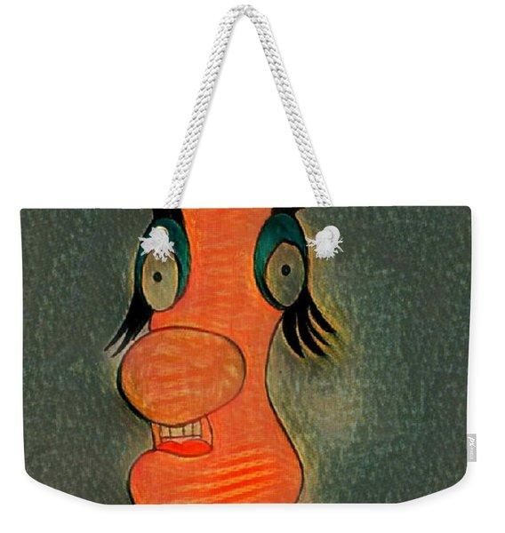 Karl Weekender Tote Bag