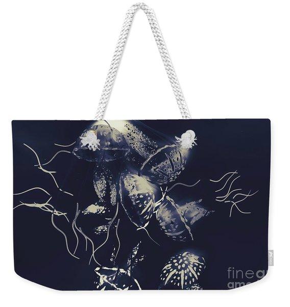 Karmic Poison Weekender Tote Bag