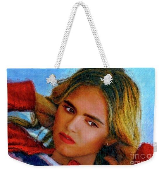 Kassidy S Ramirez Weekender Tote Bag