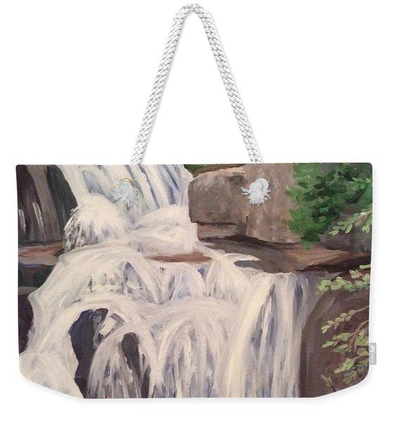 Katahdin Falls Weekender Tote Bag