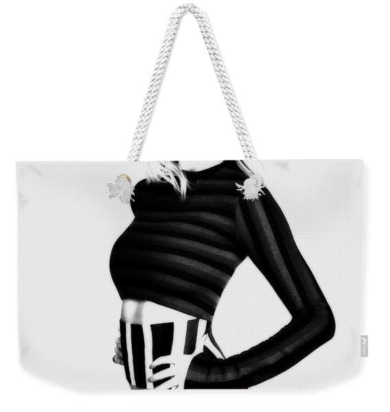 Kate Upton Weekender Tote Bag