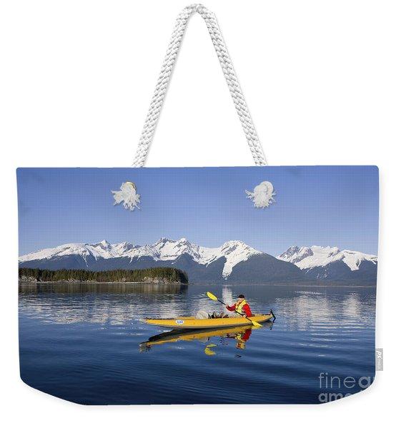 Kayaking Favorite Passage Weekender Tote Bag