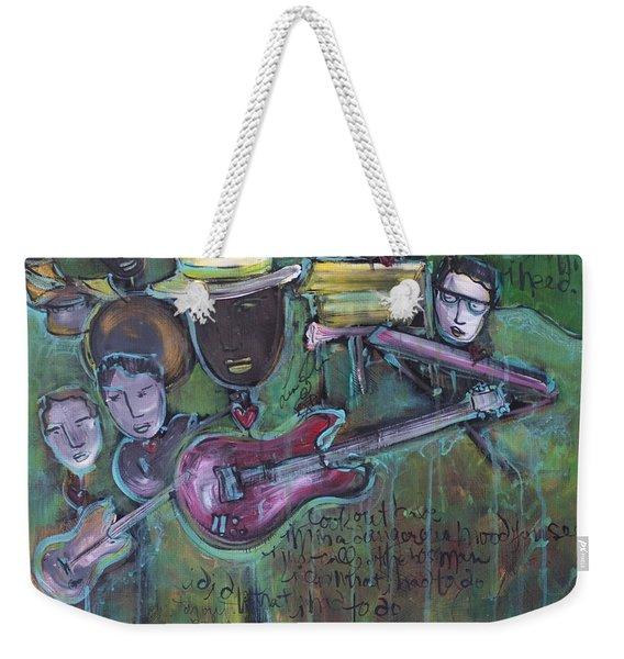 Keb' Mo' Live Weekender Tote Bag