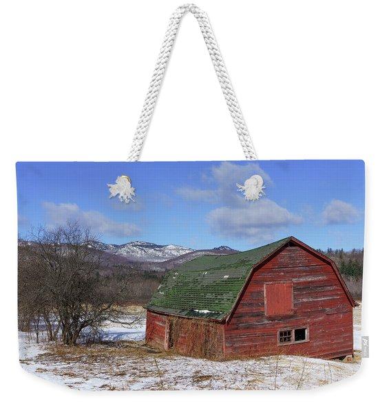 Keene Barn Weekender Tote Bag
