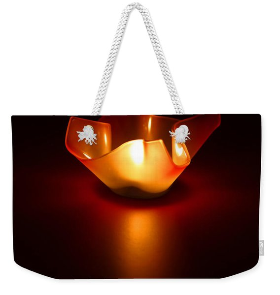 Keep The Light On Weekender Tote Bag