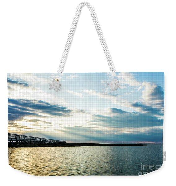 Keep Things In Perspective Weekender Tote Bag