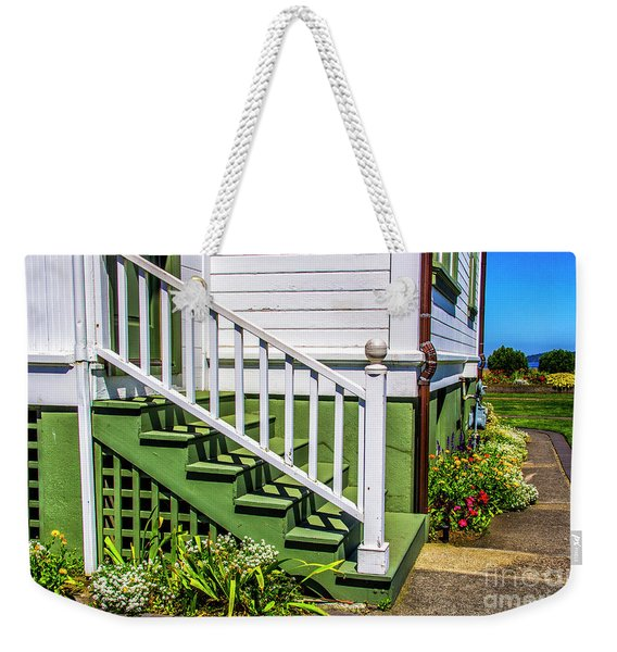 Keeper's Garden Weekender Tote Bag
