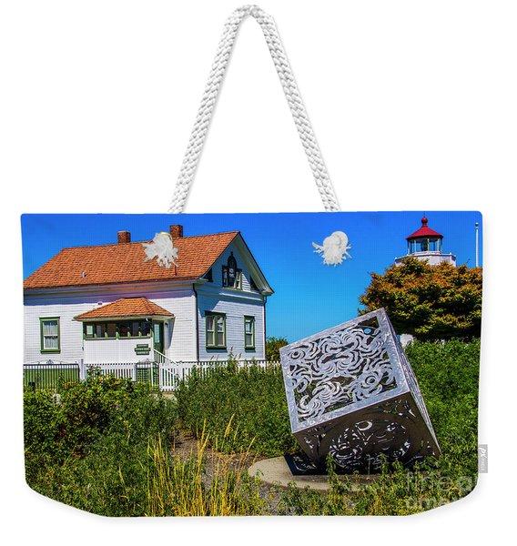 Keeper's House Weekender Tote Bag