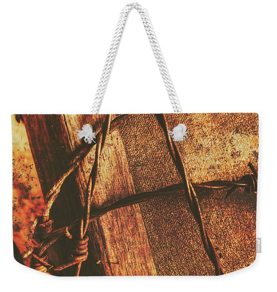 Keepers Of The Oath Weekender Tote Bag