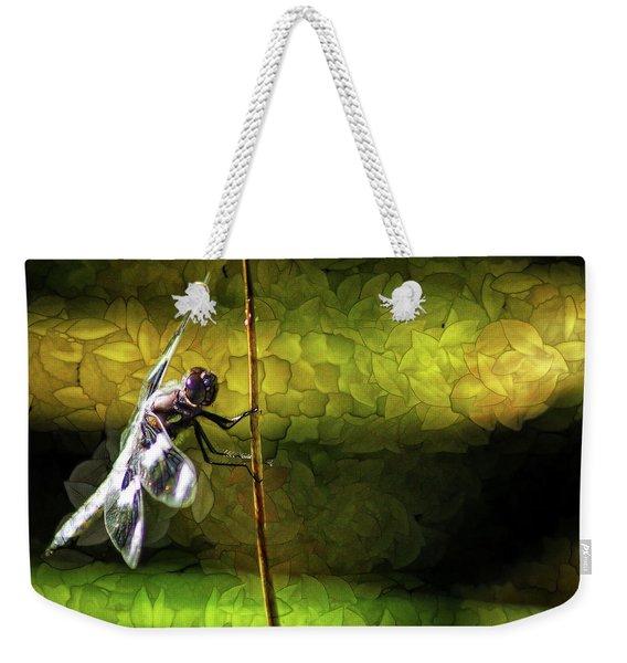 Keeping An Eye On You Weekender Tote Bag