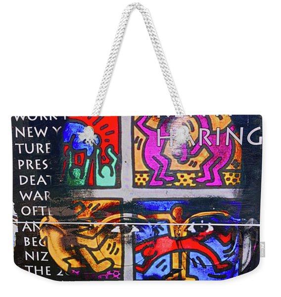 Keith Haring  Weekender Tote Bag