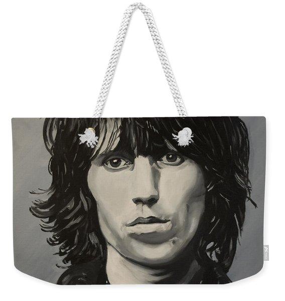 Keith Richards Weekender Tote Bag