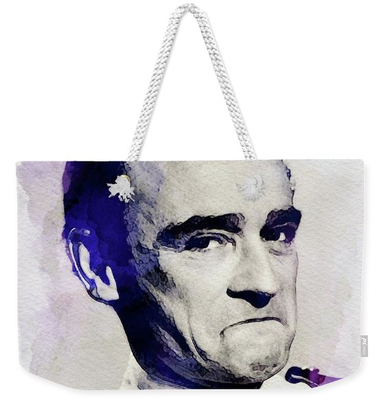 Kenneth Connor, Carry On Actor Weekender Tote Bag