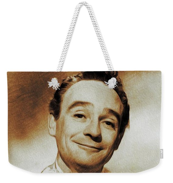 Kenneth Connor, Carry On Legend Weekender Tote Bag