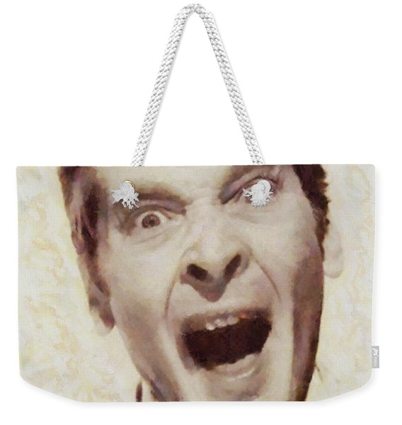 Kenneth Williams, Carry On Actor Weekender Tote Bag