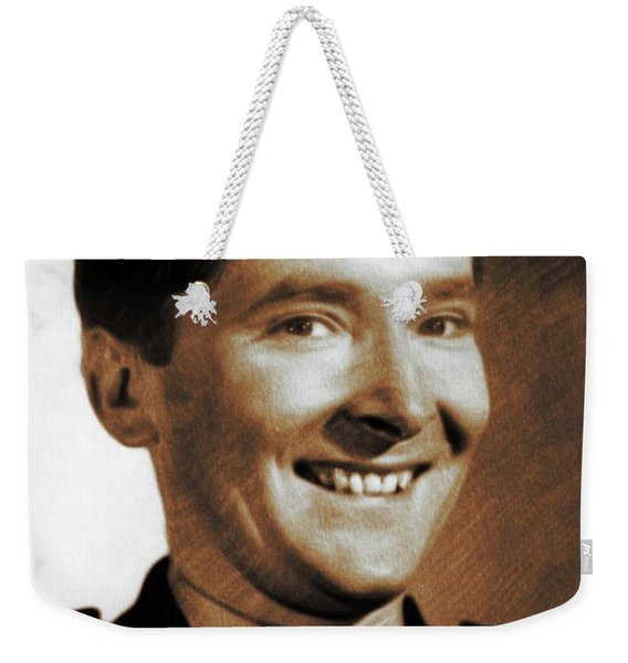 Kenneth Williams, Carry On Legend Weekender Tote Bag