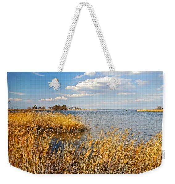 Kent Island Weekender Tote Bag