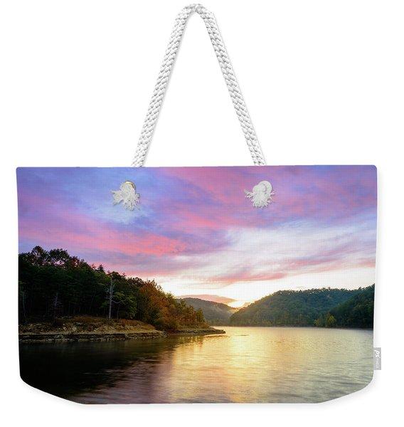 Kentucky Gold Weekender Tote Bag