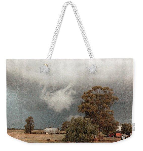 Kerula Storm  Weekender Tote Bag