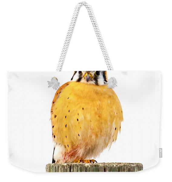 Kestrel Weekender Tote Bag