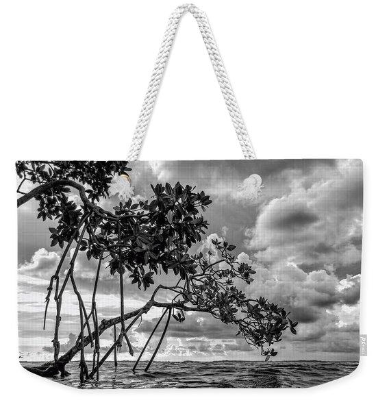 Key Largo Mangroves Weekender Tote Bag