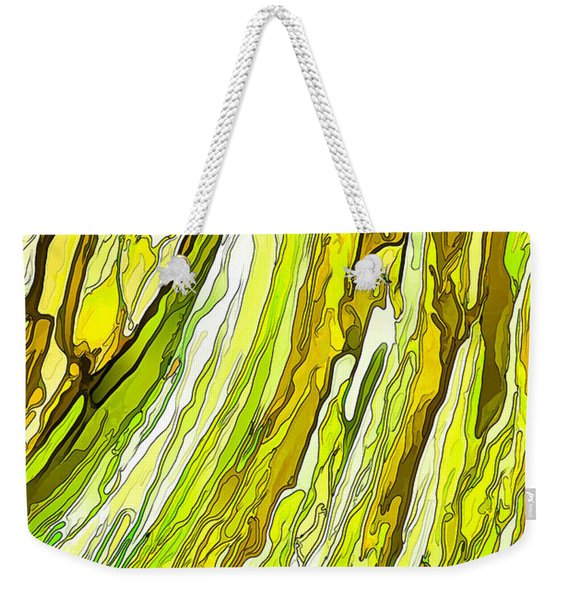 Key Lime Delight Weekender Tote Bag