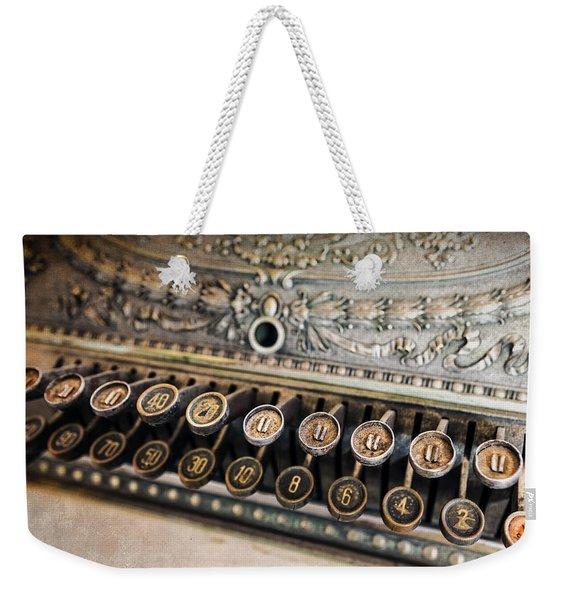 Key To Cash Weekender Tote Bag