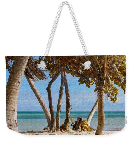 Key West Afternoon Weekender Tote Bag