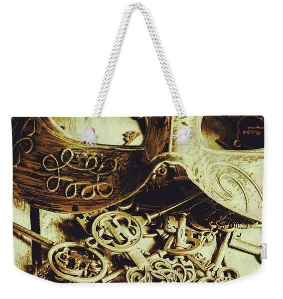 Keys To The Kingdom Weekender Tote Bag