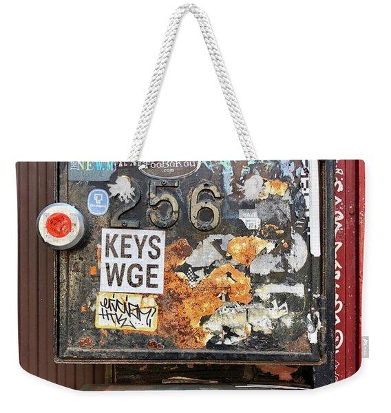 Keys Wge 256 Weekender Tote Bag