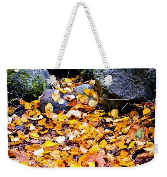 Kick Me Weekender Tote Bag