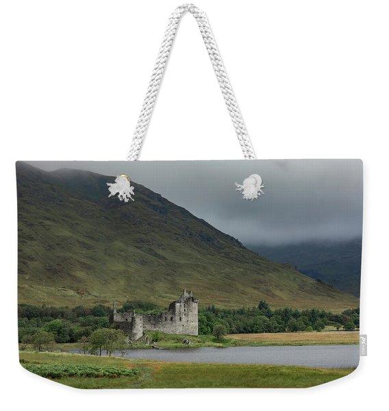 Kilchurn Castle - Scotland Weekender Tote Bag