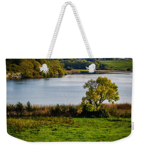 Killone Lake In County Clare, Ireland Weekender Tote Bag