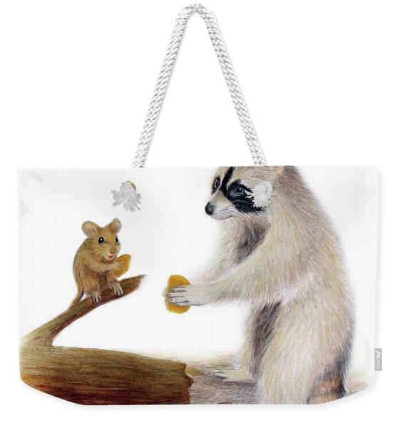 Sweet Weekender Tote Bag