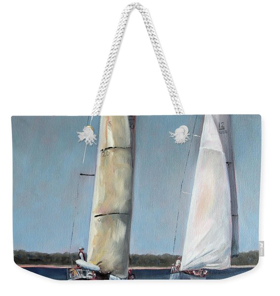 Kindred Spirits Weekender Tote Bag