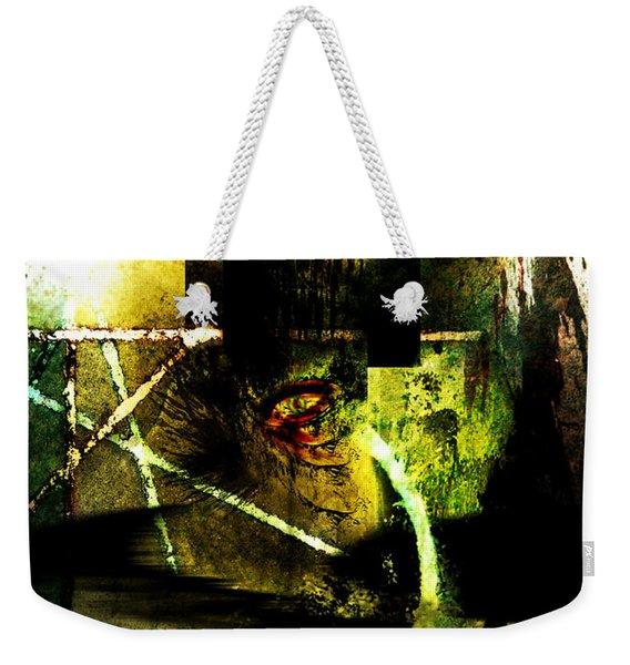King Of Sadness Weekender Tote Bag