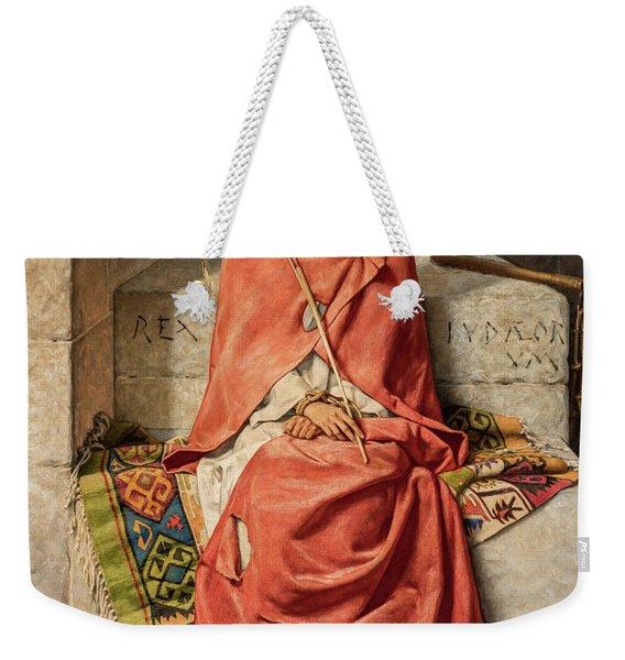 King Of Sorrows Weekender Tote Bag
