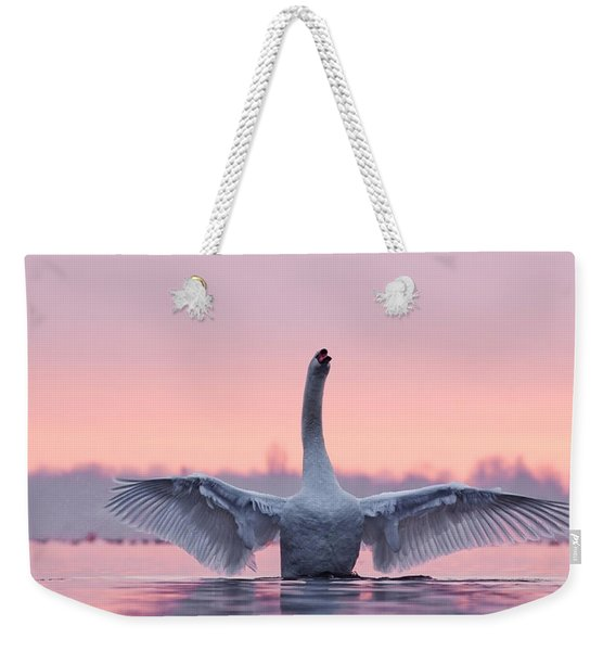 King Of The Water And The Sunset  Weekender Tote Bag