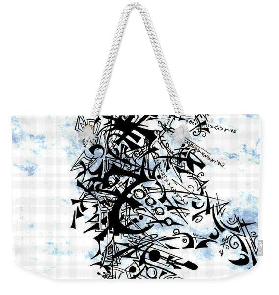 King Of Wind Weekender Tote Bag