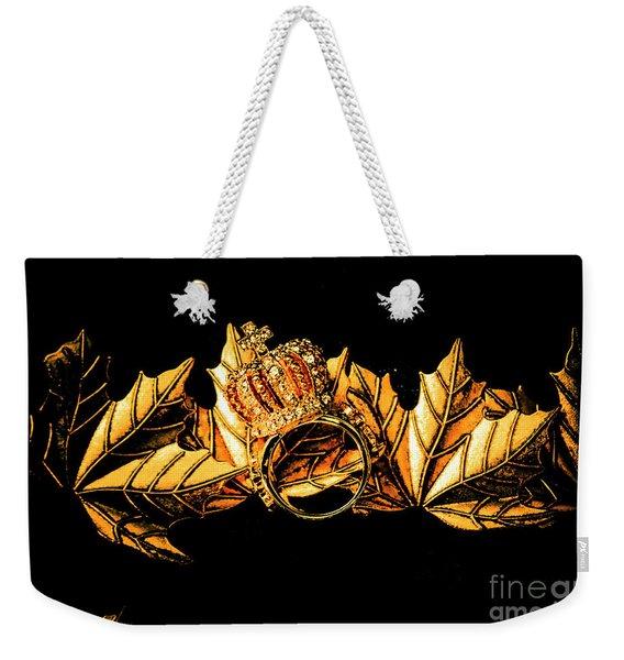 Kingdom In Fall Weekender Tote Bag