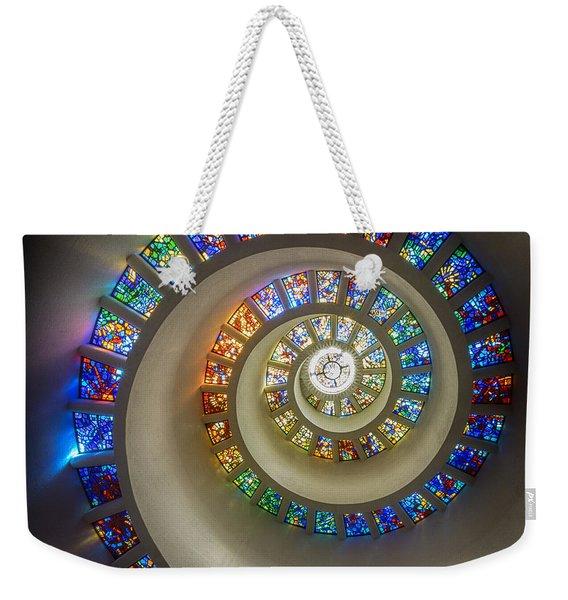 Kingdom Of Light Weekender Tote Bag