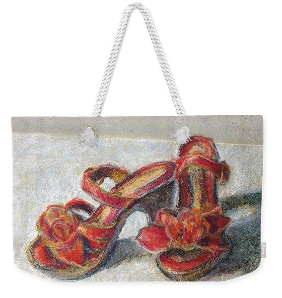 Kingdom Shoes Weekender Tote Bag