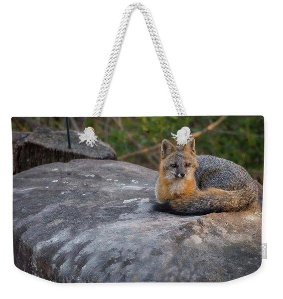 Kingpin Weekender Tote Bag
