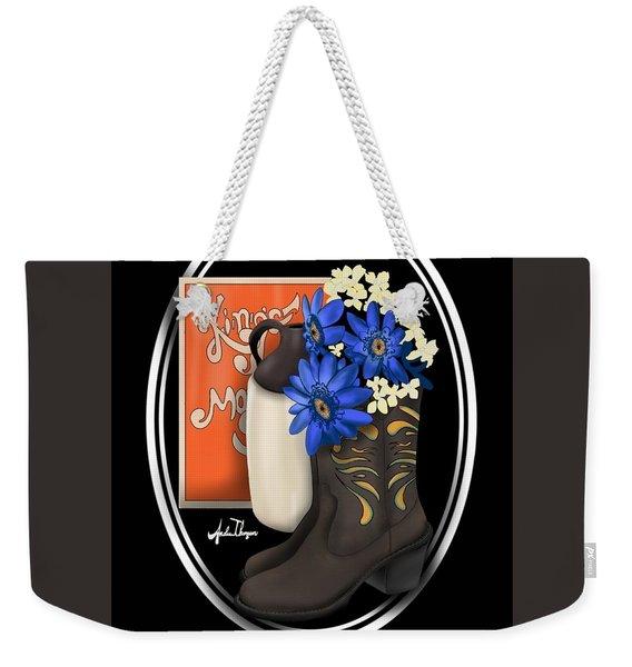 King's Moonshine  Weekender Tote Bag