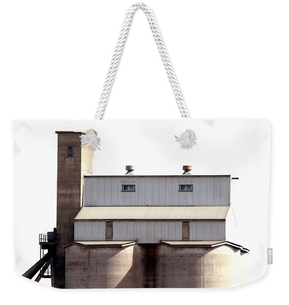 Kingscote Skyrise Weekender Tote Bag